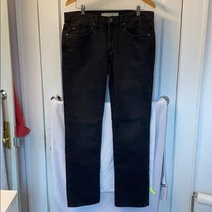 Joe's Jeans The Brixton black jean - Men's 34